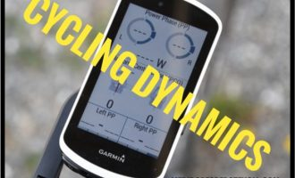 ¿Qué es Garmin Cycling Dynamics?